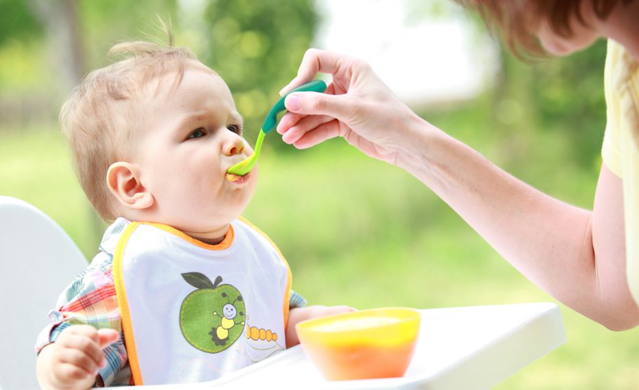 Toddler Feeding